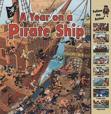 A Year on a Pirate Ship By Havercroft, Elizabeth